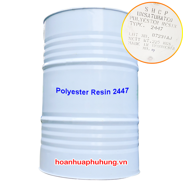 Nhựa Polyester Resin 2447