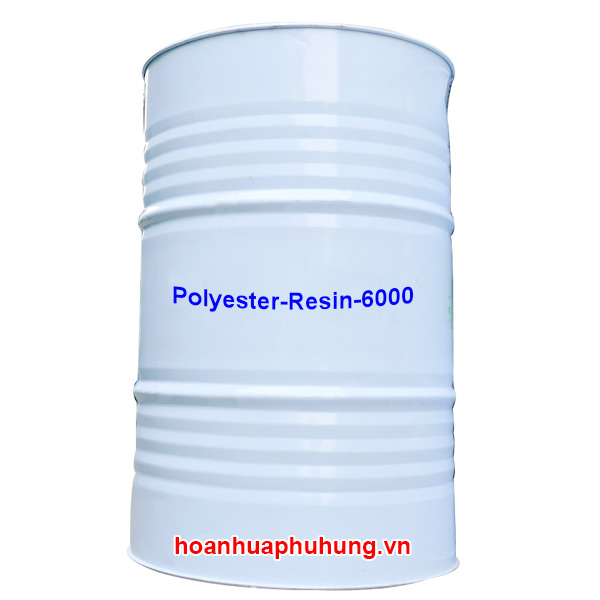 Polyester Resin 6000