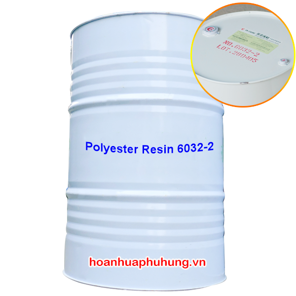 Nhựa Polyester Resin 6032-2