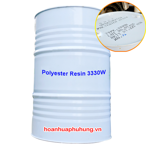 Polyester Resin 3330W